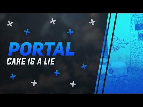 Прохождение Portal   Лампово и неторопливо исследуем Aperture Science   Portal