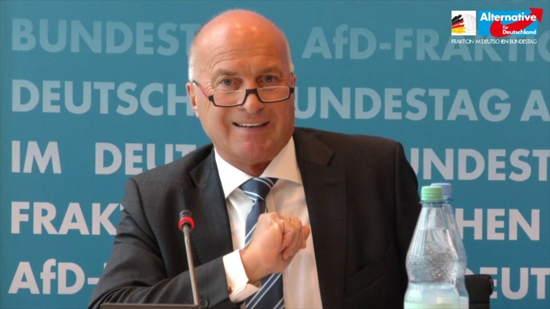 Pressekonferenz zur Bundeswehr Ursula von der Leyens Maulkorberlass ist untragbar! - AfD-Fraktion