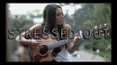 Twenty One Pilots - Stressed Out (Alyssa Poppin Acoustic Cover)