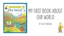 Usborne My First Book About Our World BookLavka