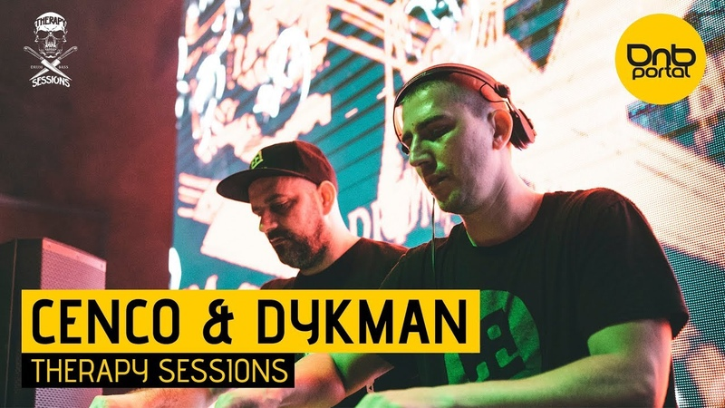 Cenco Dykman Drumatch presents Therapy Sessions SK
