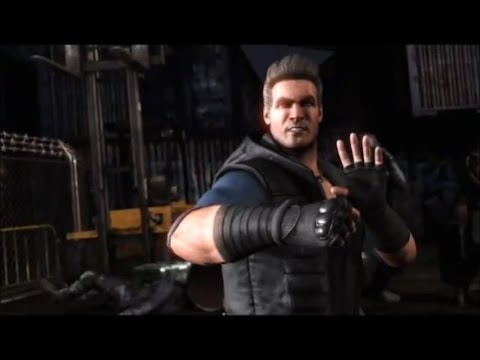 Johnny Cage Tribute (Mortal Kombat X)