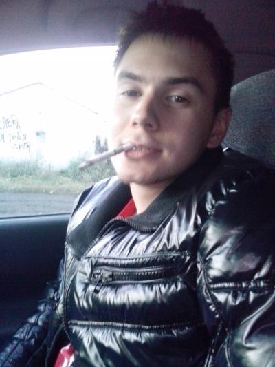 Серега Коншу, 1 октября 1992, Омск, id40511121