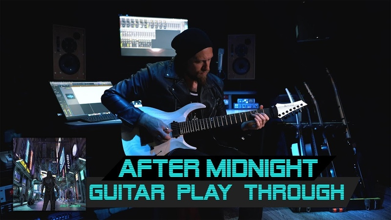 Andy James After Midnight Play Through