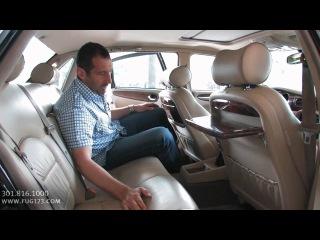 1999 Jaguar XJ Vanden Plas Tony Flemings Ultimate Garage reviews horsepower ripoff complaints video
