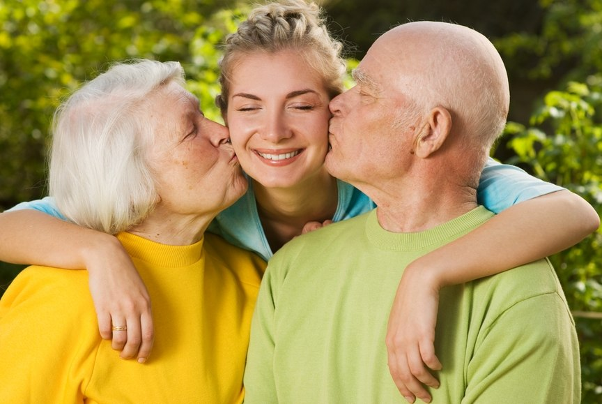 Как общаться с пожилыми родителями - 10 ценных советов