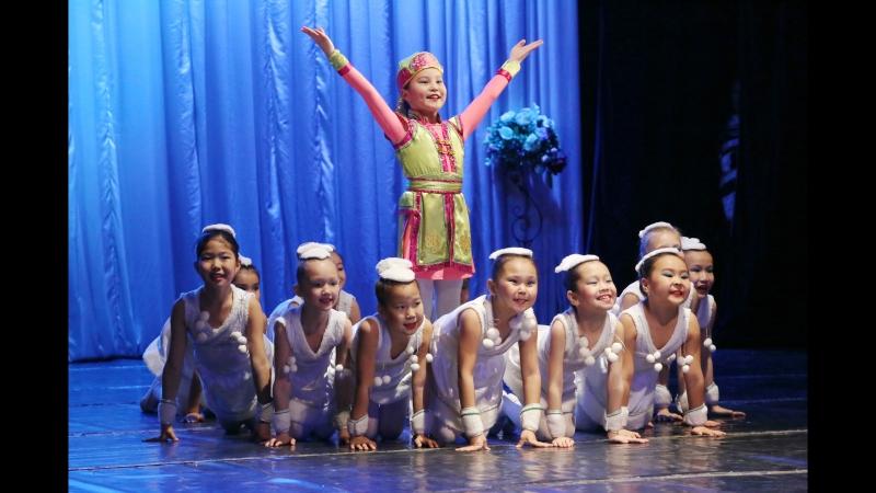 Детская хореографическая студия АЛТН - Мой маленький ягненок