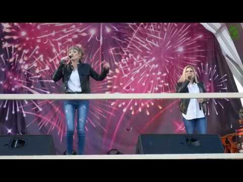 Елизавета Воронова и Екатерина Потешкина - Босая (СПК-2 НГДУ Лениногорскнефть) 25.05.2019