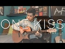 Calvin Harris, Dua Lipa - One Kiss - Cover (Fingerstyle guitar)