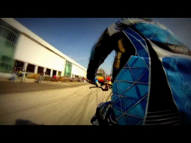GoPro HD HERO - Motocykel 2012, Martin Krátky - Moto show