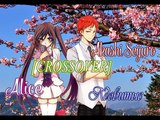 CROSSOVER Akashi Seijuro(Акаши Сейджуро) и Alice_Baskerville(Алиса Баскервиль)