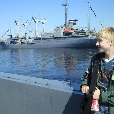 Алёша Данилов, 18 октября 1999, Москва, id58363068