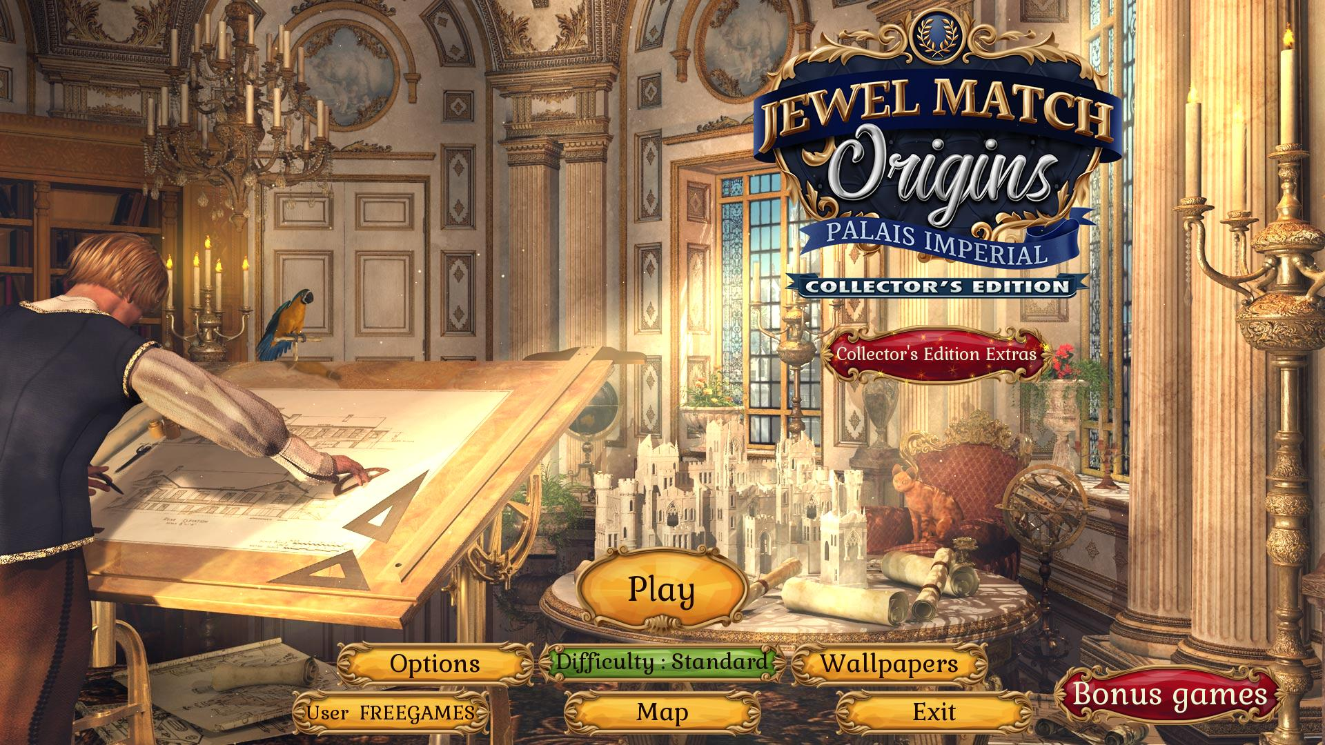 Jewel Match Origins: Palais Imperial CE (En)