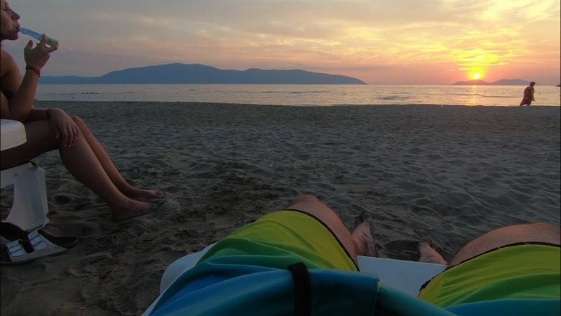Дикарем по Албании: из райского пляжа Влёры в пугающий Дуррес