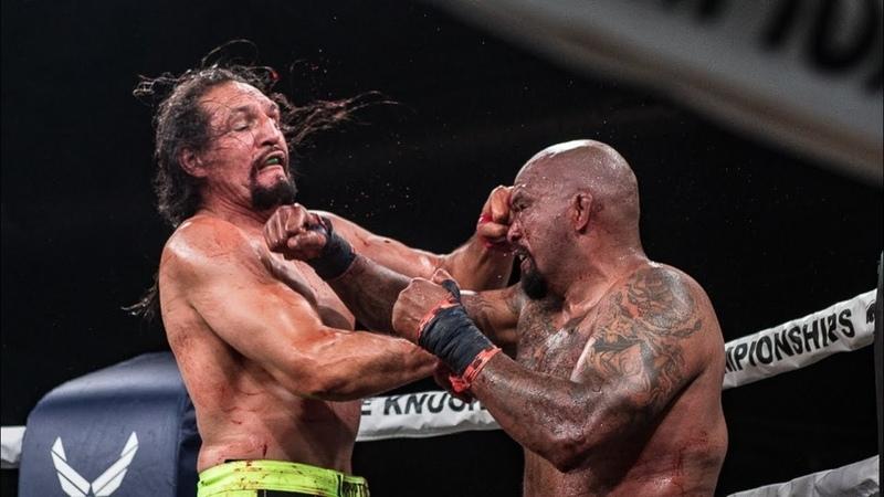 Bare Knuckle Fighting Бои без перчаток Joey Beltran vs Tony Lopez
