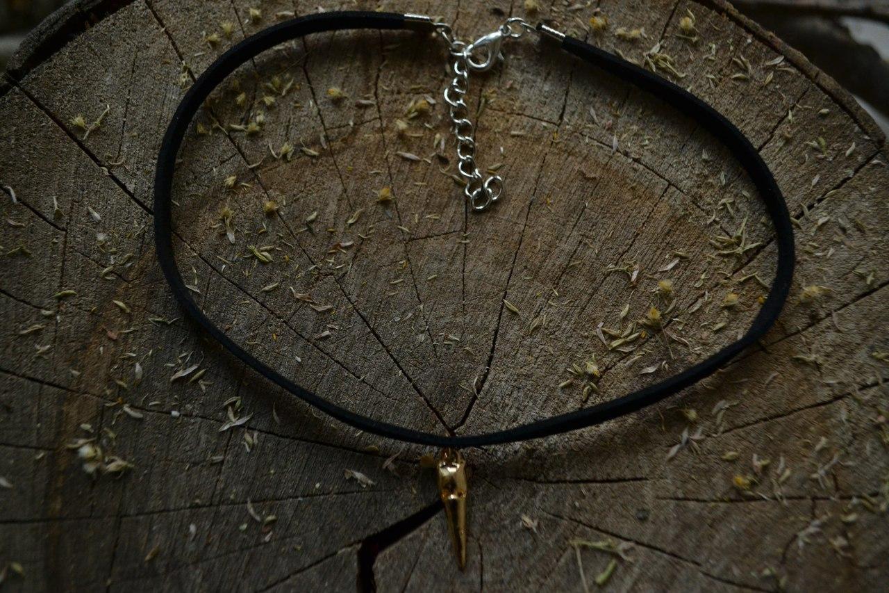 Чокеры, украшения на шею, колье-ошейник с магическими программами от Елены Руденко 3JikPcBeBIg
