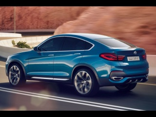 New Suv BMW X4 2014