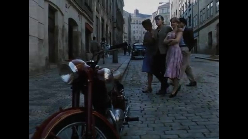 Дураки и девочки Blazni a devcatka (1988) Чехословакия [360]