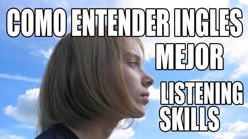 Mejora Tus Habilidades de Escuchar y Entender en Inglés: Ejercicio de Listening Skills in English