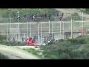 1100 мигрантов пытались прорваться в испанский полуанклав Сеута (новости)