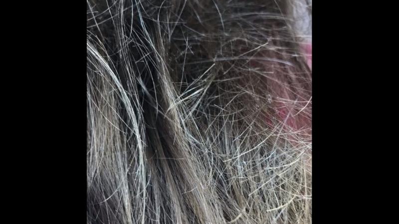 Восстановление и разглаживание волос