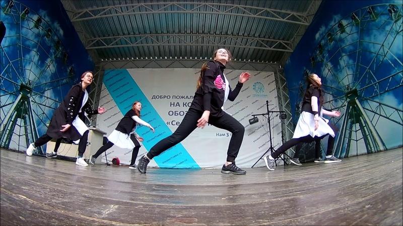 п. 7-ое небо (01.06.2018) - Танец Hey mama. Школа танцев S-ART