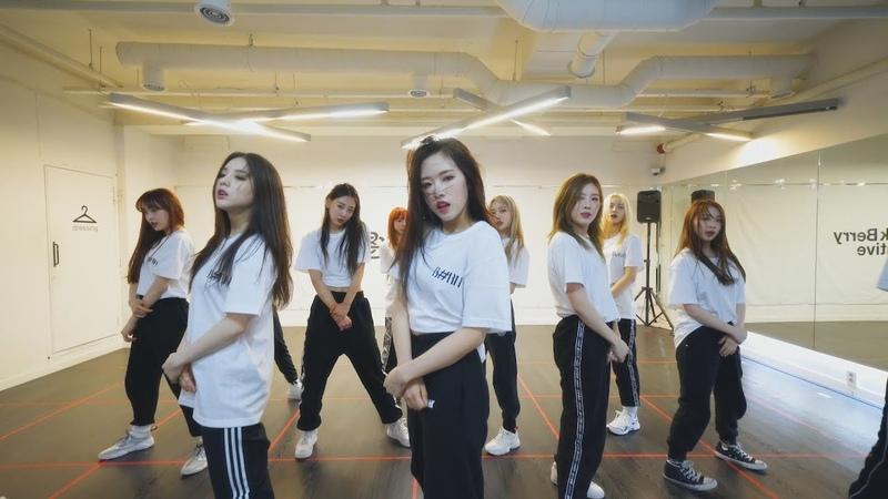 이달의 소녀 (LOONA) BTS (방탄소년단) - 불타오르네 (FIRE) Dance Cover