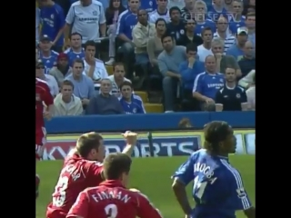 Oh the turn, what a goal! - - So good from @DidierDrogba on this day in 2006!