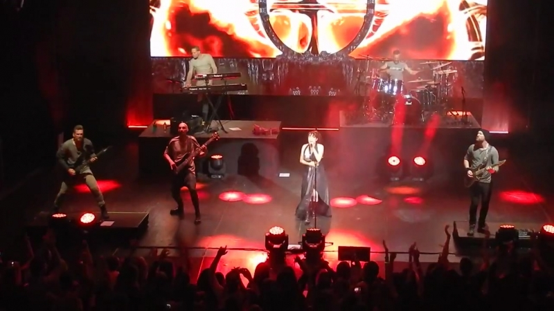 Within Temptation (Live in Novosibirsk ДКЖ 13.10.18)