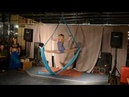 Bongoeventbar at Faiza Tribal /Ирина Клименко/Aerial silks / Воздушные полотна Киев / Центр Ирис