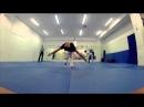 Capoeira floreios 6. Inst Gafanhoto