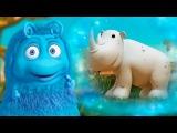 Мультики - Загадки про Животных - Прыг и Скок -  Носорог