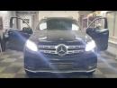 Автоматическая тонировка 2 стекла Mercedes-Benz GLS