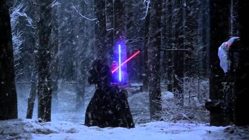 Blueprint of a Battle: The Snow Fight (Fan-Made Video)