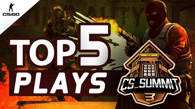 Cs_summit 3 Top 5 CSGO Moments