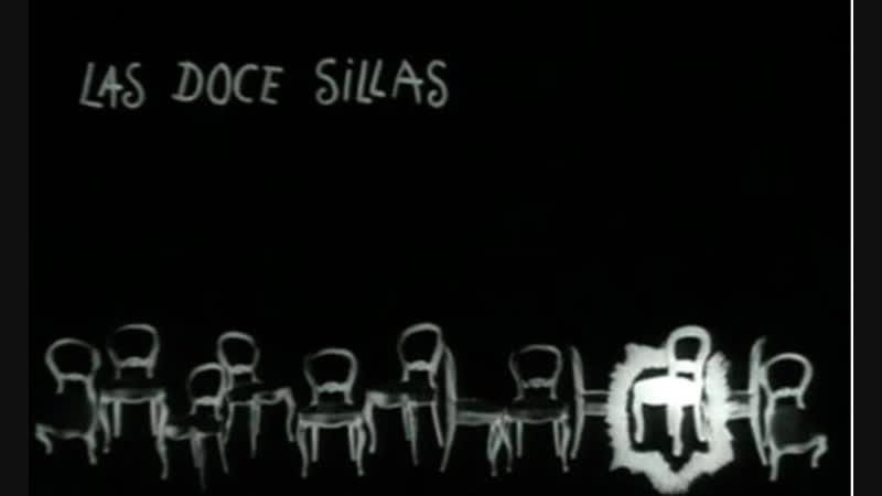 Las doce sillas - Tomás Gutiérrez Alea (1962).