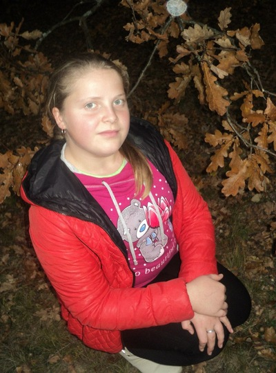 Адриана Кошманюк, 26 октября 1999, Сарны, id213665709