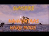 Sunspire PTS - Final Boss, Hard Mode Nahviintaas (Pre-Buff) ESO Elsweyr