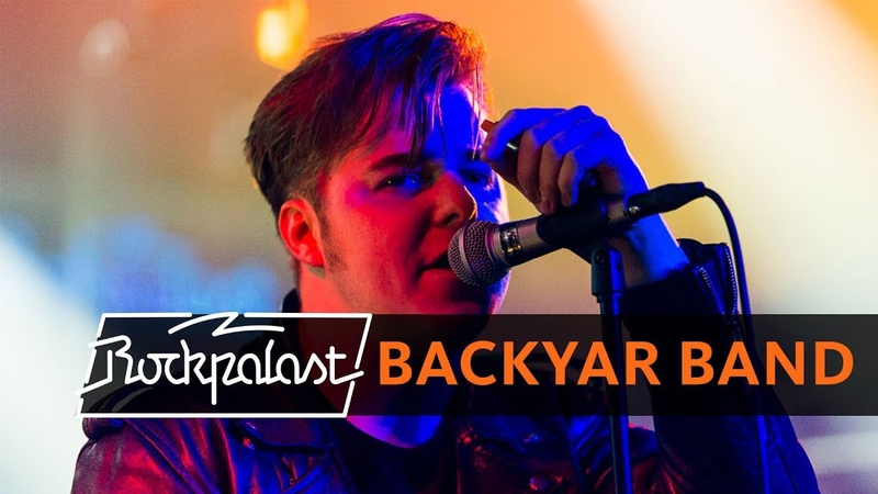 The Backyard Band live | Rockpalast | 2018