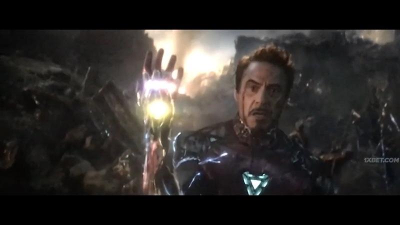 Avengers Endgame I am Ironman