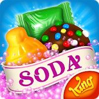 Candy Crush Soda Saga [Мод: много жизней]