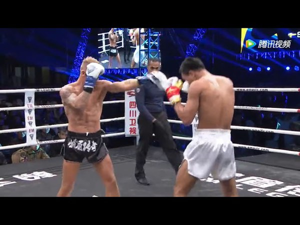 EM Legend 25 - Yodwicha vs Peter Hahn