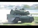 Otokar Altay MBT Prototype 1 On Test Field