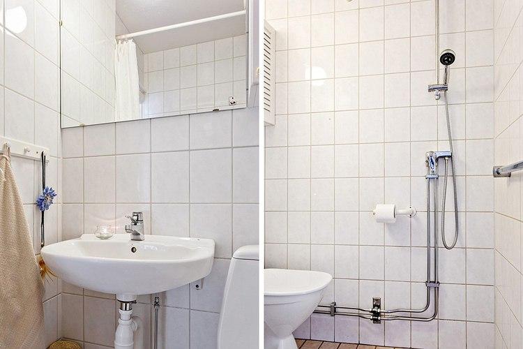 Милая квартира-студия 24 м в Лунде / Швеция.