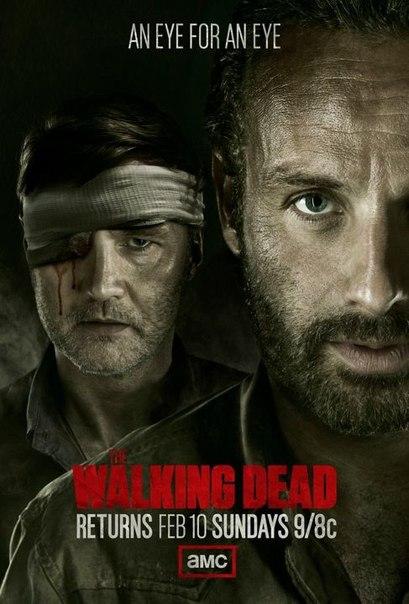 Ходячие мертвецы 3 сезон 2013