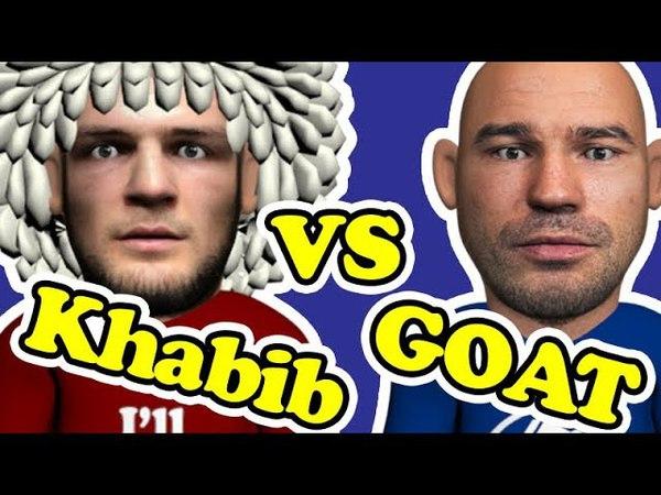 Khabib Nurmagomedov VS The GOAT Artem Lobov
