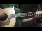limp bizkit behind blue eyes (acoustic guitar cover)