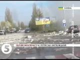 Очевидці про вибух на АЗС на Київщині