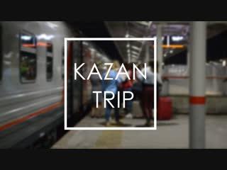 KAZAN TRIP 2018