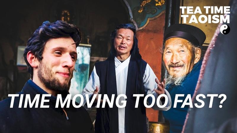 Getting Older: How to Keep Energised and Joyful like a Taoist Immortal | Tea Time Taoism